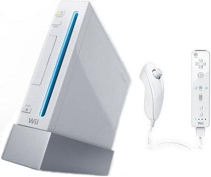 کنسول بازی نینتندو وی Nintendo Wii