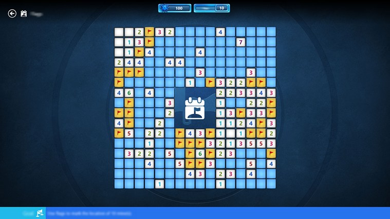 Free download the new Minesweeper for Windows 8