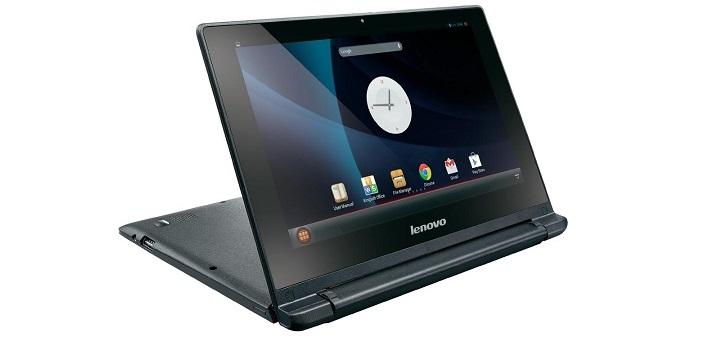 لنوو آیدیاپد آ110 لپ تاپ اندرویدی