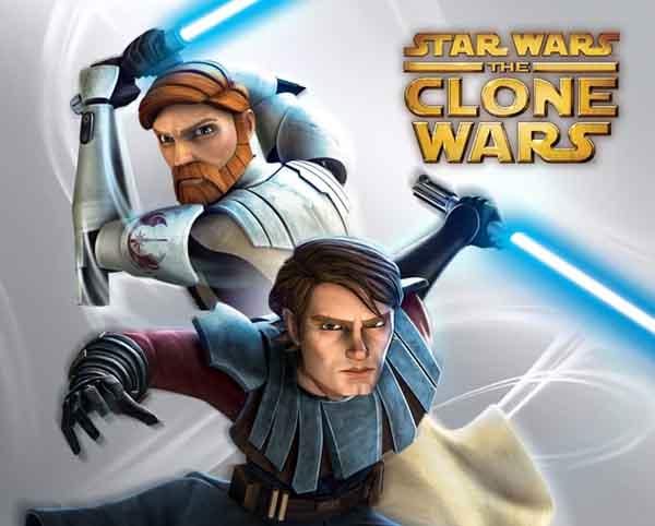 لینک مستقیم داونلود رایگان فصل اول انیمیشن سریالی جدید جنگ ستارگان Star Wars : The Clone Wars