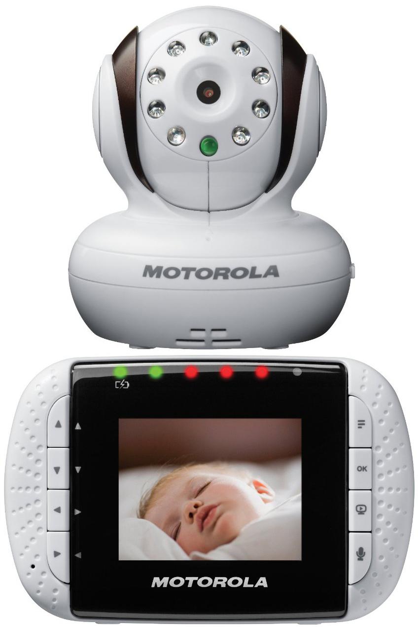 دستگاه بی سیم کنترل صوتی و تصویری نوزاد