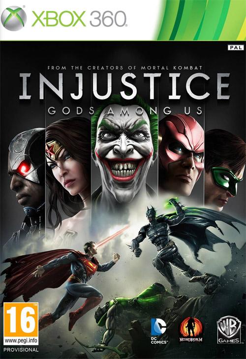 داونلود رایگان Injustice: Gods Among Us لینک مستقیم