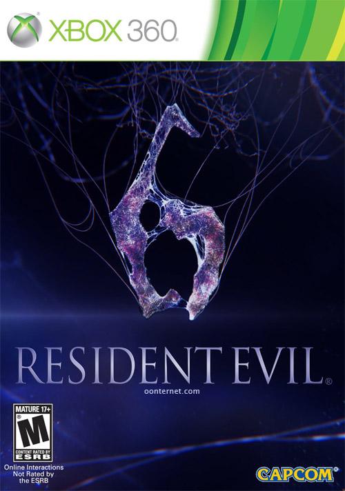 داونلود بازی جدید Resident Evil 6 برای XBOX360 لینک مستقیم