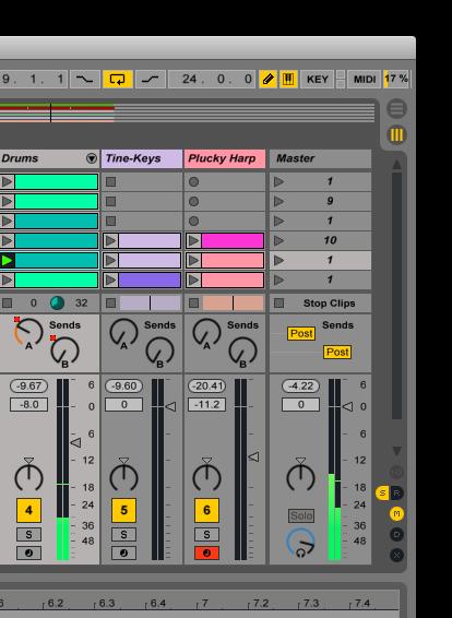 ساخت حرفه ای موزیک با Ableton Live 9 Suite