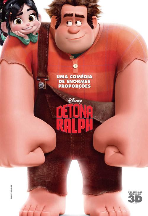 داونلود کارتون جدید Wreck-It Ralph والت دیزنی Walt Disney