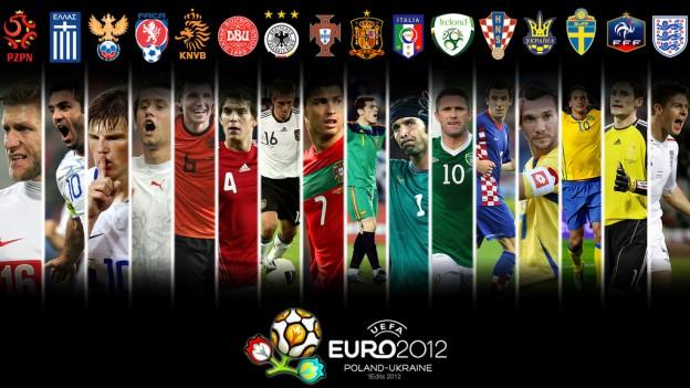 پخش زنده مسابقات فوتبال رقابتهاي جام ملتهاي اروپا از شبكه سه سيما