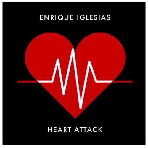 متن آهنگ انریک ایگلسیاس Enrique Iglesias - Heart Attack