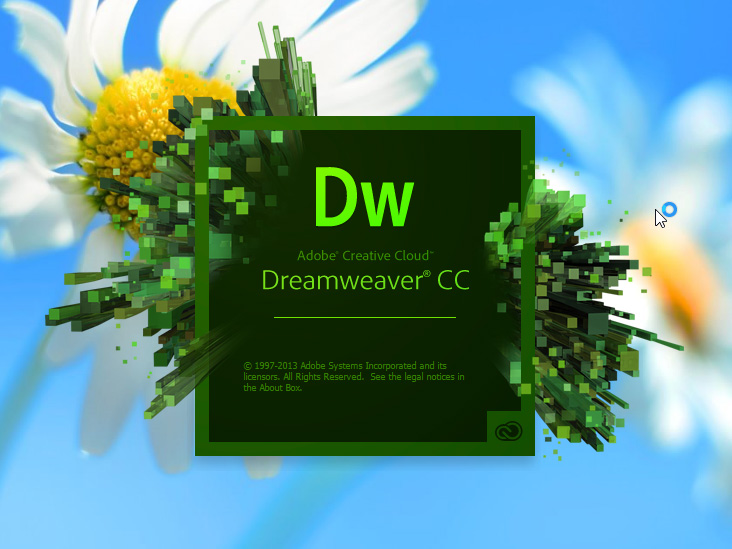 داونلود آخرین ورژن Dreamweaver CC