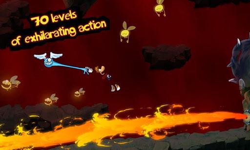 داونلود ورژن جدید بازی Rayman Jungle Run