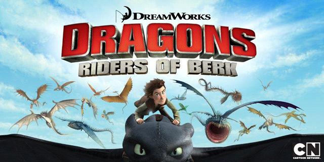 داونلود سریال کارتونی Dragons: Riders of Berk 2012