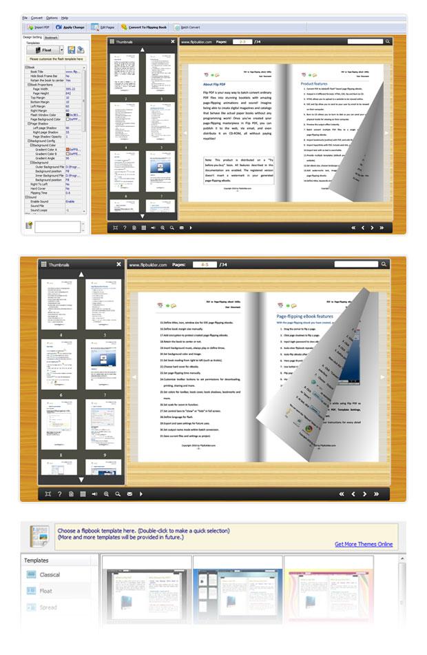 داونلود ورژن تازه Word to FlipBook 2.0.0 تبدیل فایل ورد به پی دی اف