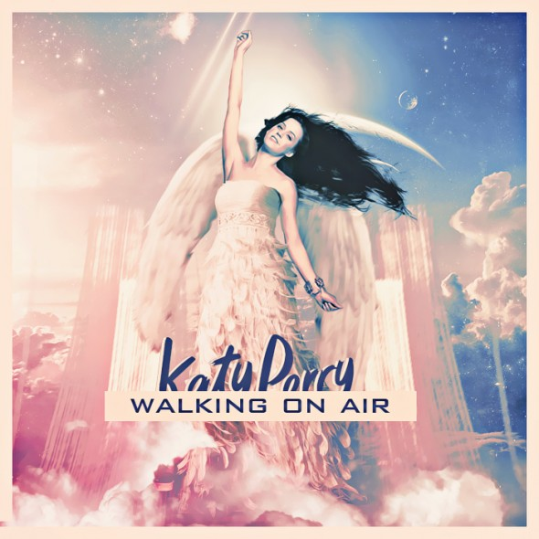 متن اهنگ کتی پری Katy Perry - Walking On Air