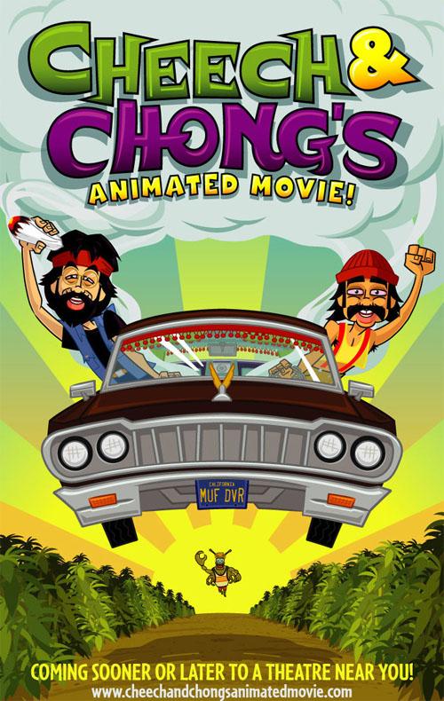 داونلود رایگان کارتونCheech & Chong