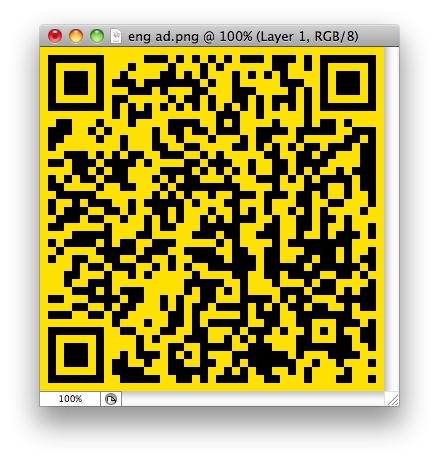 نرم افزار ایجاد QR Code کیوآر کدها