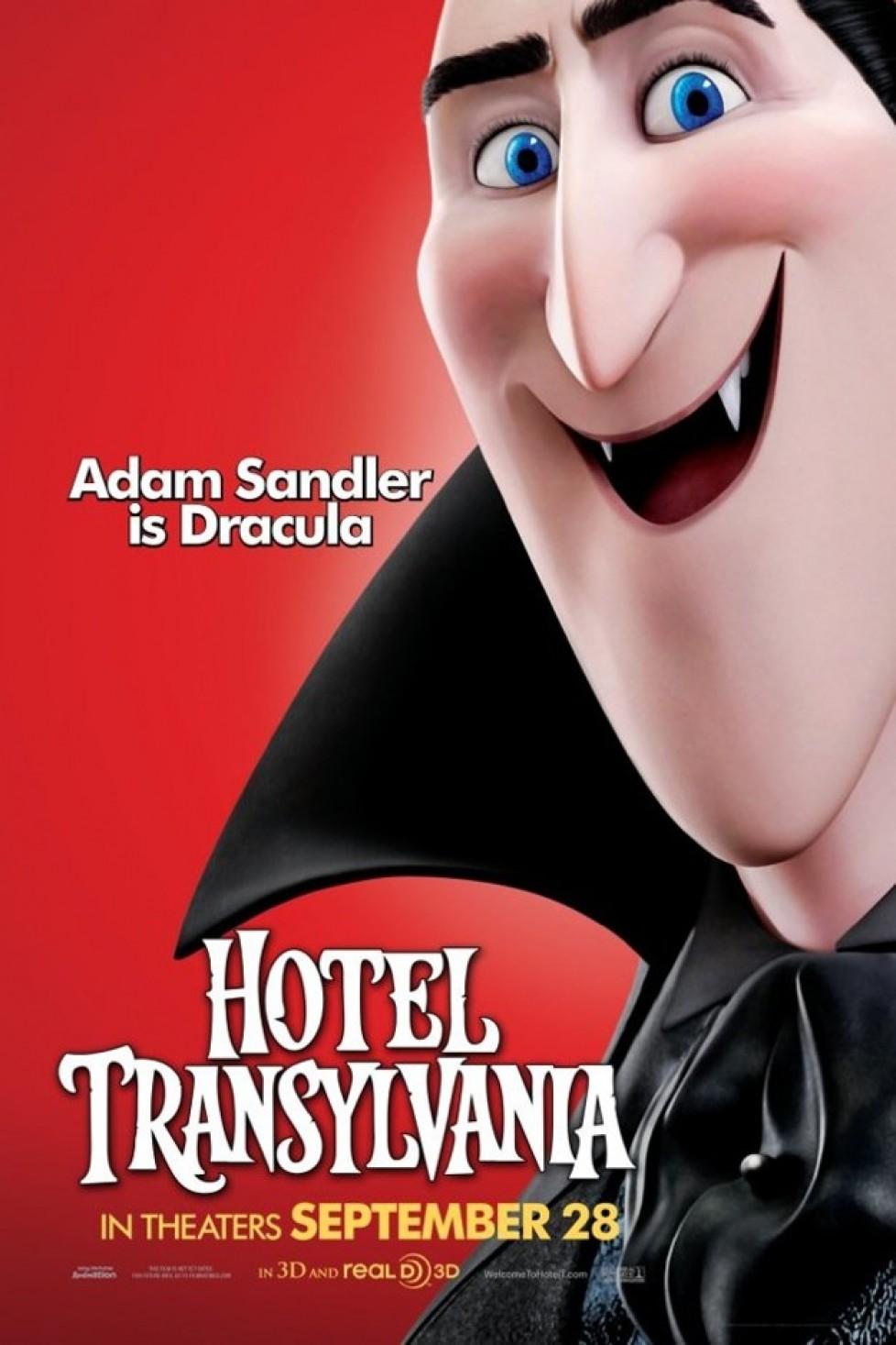 داونلود رایگان کارتون جدید Hotel Transylvania 2012 + زیرنویس فارسی