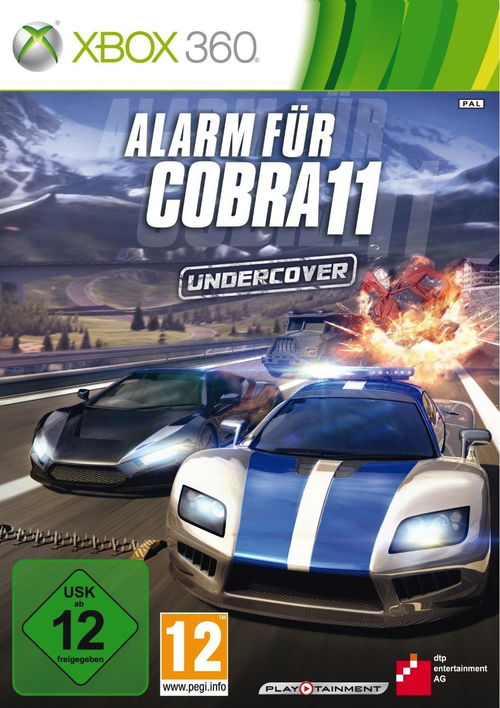 داونلود بازی اتومبیل رانی جدید ایکس باکس Crash Time 5 Undercover