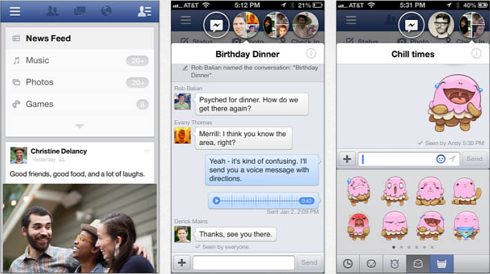 Download Facebook 6.0.2 for iOS