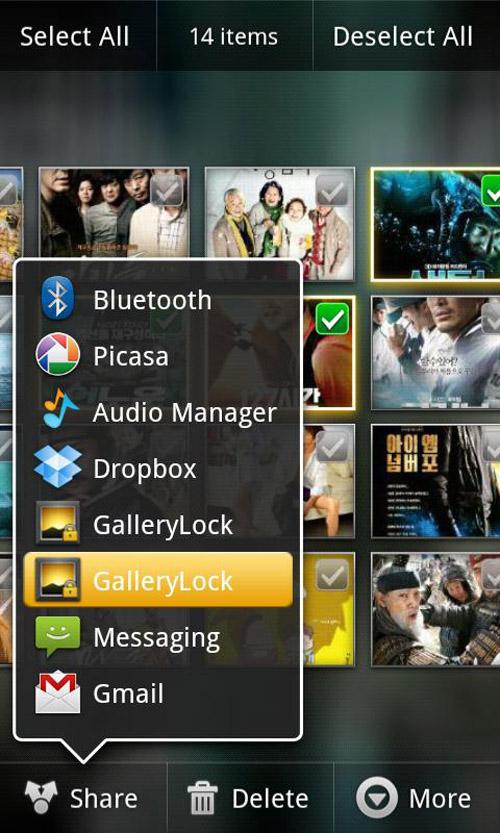 داونلود آخرین ورژن Gallery Lock Pro v3.1.4 قفل گذاری روی فایلهای گوشی اندروید