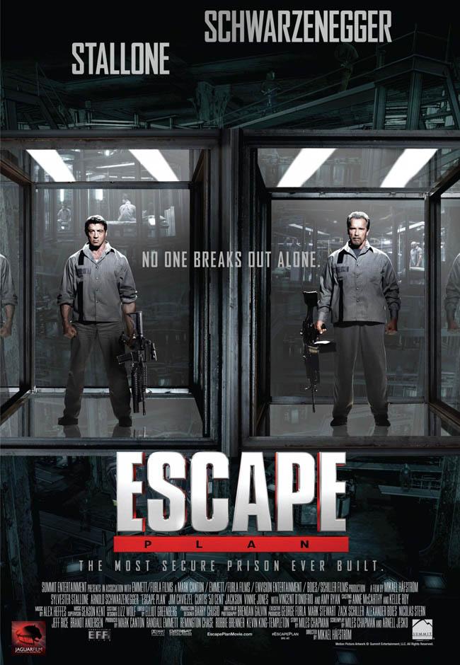 داونلود رایگان فیلم Escape Plan 2013 دوبله فارسی