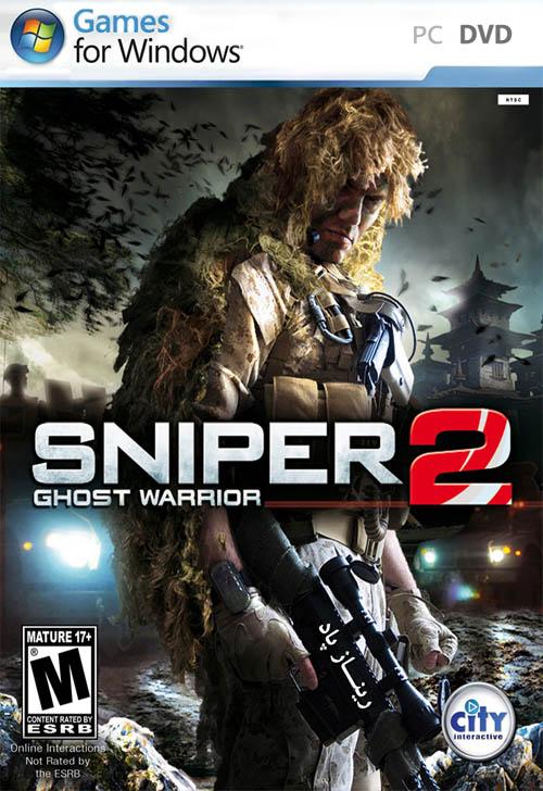 داونلود بازی اسنایپر جدید برای کامپیوتر Sniper Ghost Warrior 2
