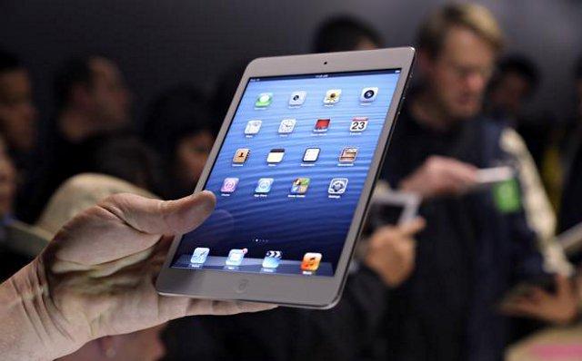 آیپد مینی۳ در Q1 2014 رونمایی خواهد شد