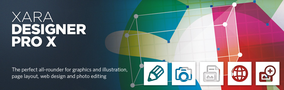 دانلود نرم افزار طراحی حرفه ای Xara Designer Pro