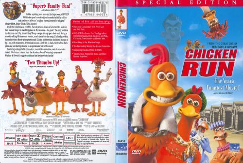انیمیشن Chicken Run 2000 به صورت دوبله فارسی با کیفیت عالی HD 720p