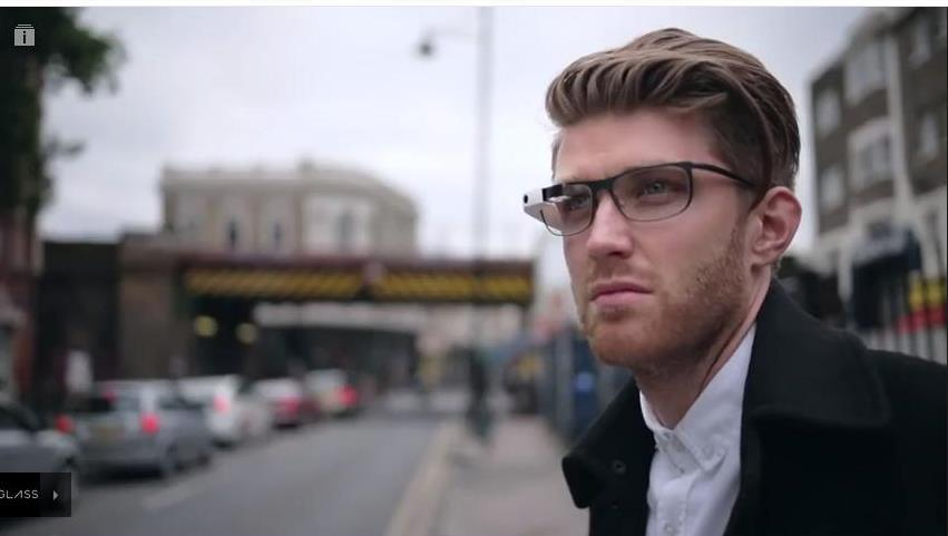 Google Glass Becomes Available in the UK for £1,000