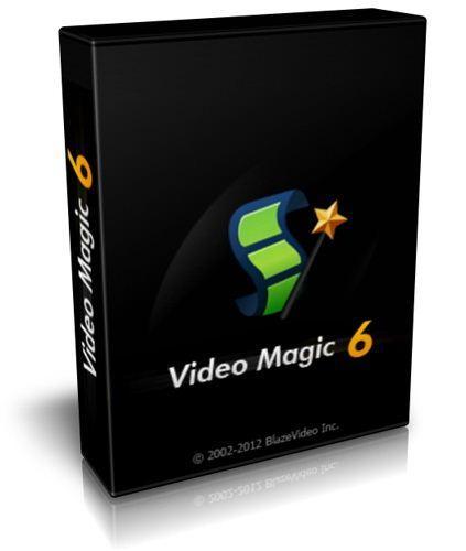 داونلود فول ورژن جدید نرم افزار تبدیل فرمت و ویرایش فیلم از لینک مستقیم Blaze Video Magic Pro