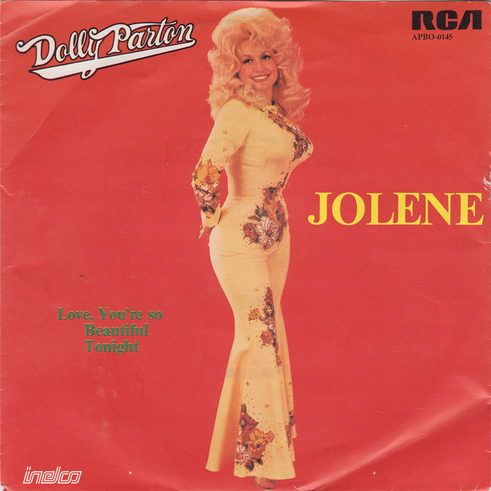Dolly Parton Jolene Lyrics