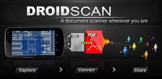 داونلود آخرین ورژن Droid Scan Pro