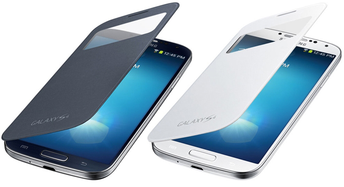 Samsung Galaxy S4 S-View Wireless Battery Cover
