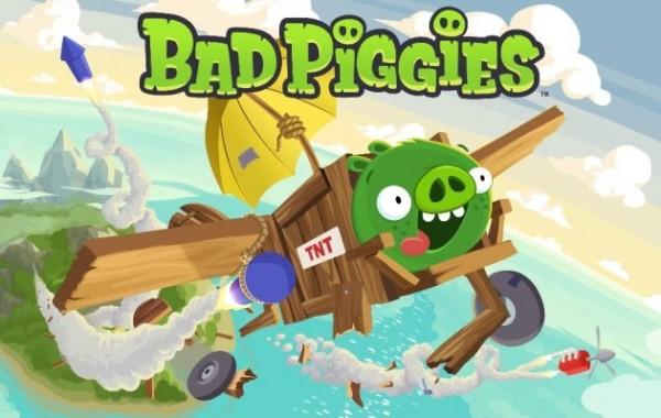داونلود رایگان بازی Bad Piggies HD 1.0.0  مکینتاش لینک مستقیم