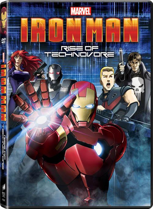 داونلود کارتون جدید مرد آهنی Iron Man
