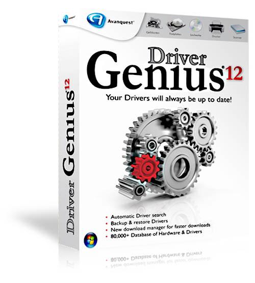 داونلود رایگان آخرین نسخه Driver Genius آپدیت خودکار درایورها