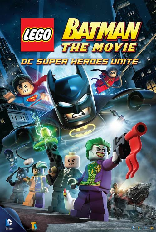 داونلود کارتون جدید بت من LEGO Batman