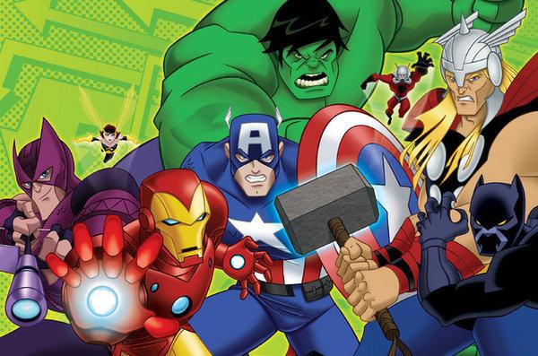 داونلود رایگان فصل دوم انیمیشن The Avengers: Earth's Mightiest Heroes از لینک مستقیم