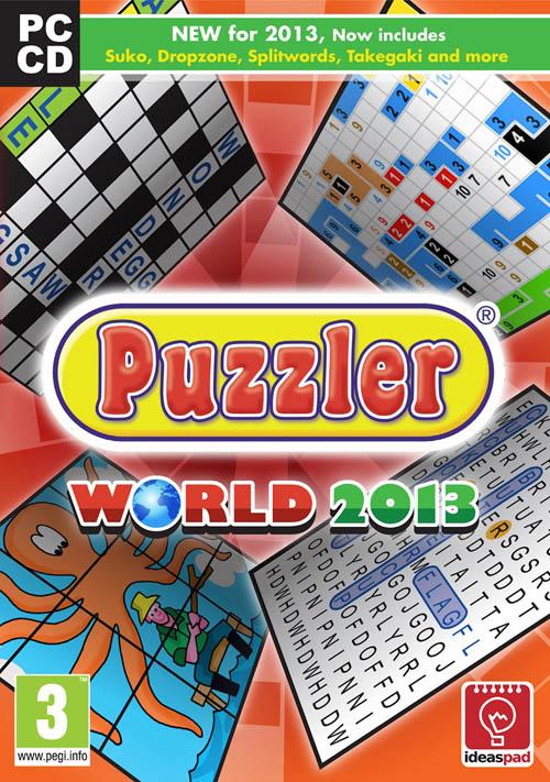 داونلود رایگان سی دی Puzzler World 2013