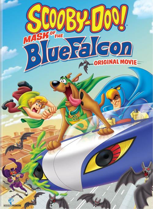 داونلود کارتون جدید اسکوبی دو Scooby-Doo Mask of the Blue Falcon