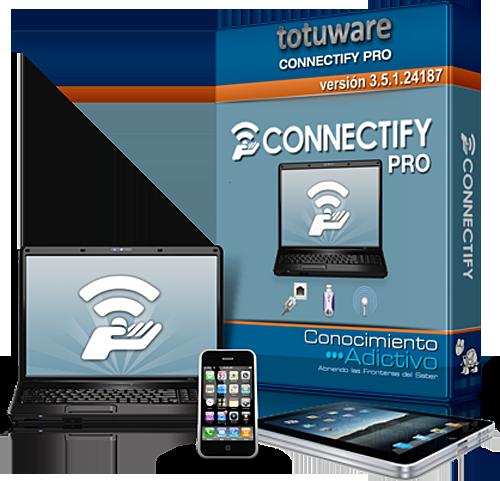 ایجاد آسان شبکه وایرلس با نرم افزار رایگان Connectify Pro 3.7.0.25374