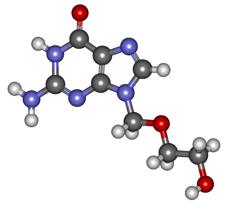 آسیکلوویر یک داروی ضد ویروس می باشد که در درمان عفونت های ناشی از هرپس سیمپلکس (عامل ایجاد تب خال) از جمله تب خال تناسلی شدید، مننژیت و زونا استفاده می شود