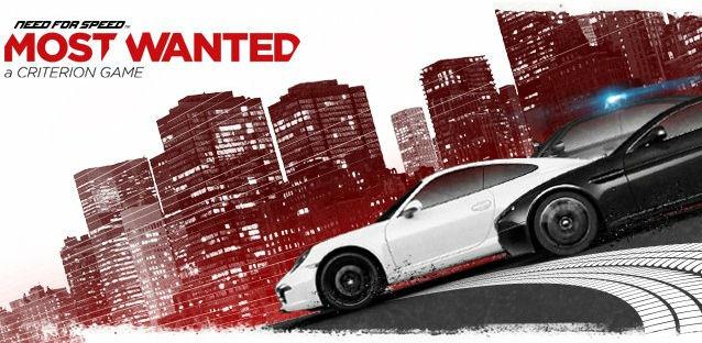 داونلود بازی ماشین سواری Need for Speed Most Wanted برای آیفون و آیپد