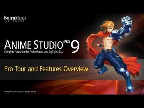 داونلود رایگان فیلم Anime Studio 9 Tutorial Videos لینک مستقیم