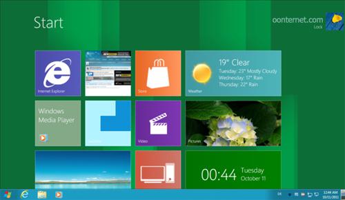 داونلود تم کامل ویندوز هشت برای ویندوز سون Windows 8 Transformation Pack 6.5