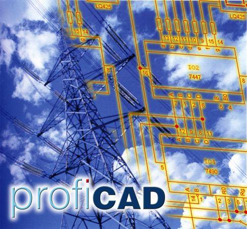 داونلود رایگان آخرین نسخه ProfiCAD لینک مستقیم