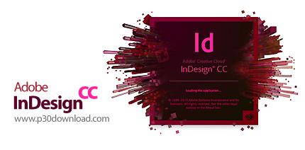 داونلود نرم افزار چاپ و صفحه آرایی Adobe InDesign CC