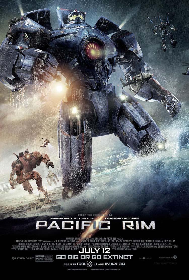 داونلود دوبله فارسی فیلم Pacific Rim 2013