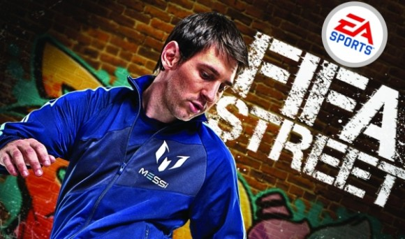 داونلود نسخه جدید بازی FIFA Street برای کنسول های سونی پلی استیشن سه PS3 از لینک مستقیم