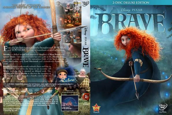 داونلود رایگان کارتون جدید Brave 2012 لینک مستقیم