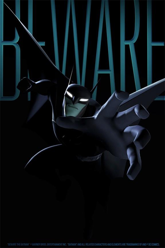 داونلود کارتون جدید بتمن Beware the Batman 2013